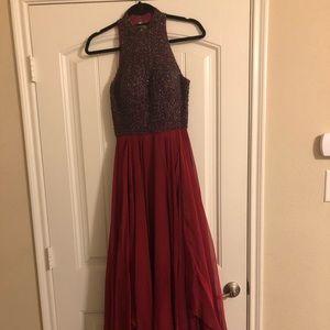Sherri Hill gown, size 2